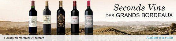 vente privee seconds vins bordeaux