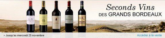 vente privee seconds vins de grands bordeaux bazarchic
