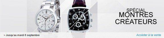vente privee special montres createurs