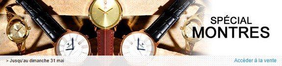 vente privee special montres