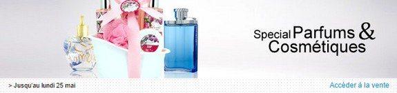 vente privee special parfums et cosmetiques
