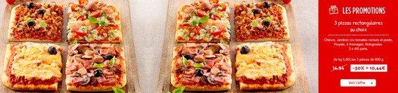 vente privee surgeles pizza toupargel