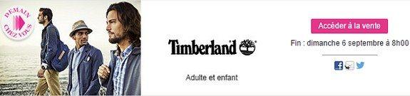 vente privee vetements timberland homme femme enfant