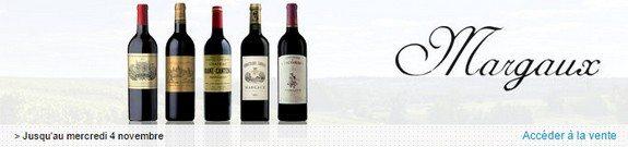 vente privee vin de margaux novembre 2015