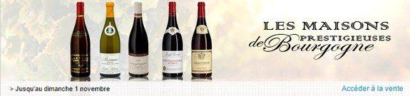 vente privee vin les maisons prestigieuses de bourgogne