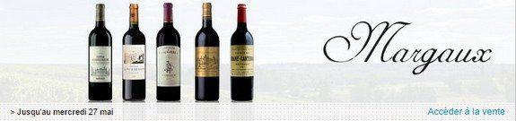 vente privee vin rouge bordeaux margaux