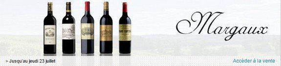vente privee vin rouge margaux