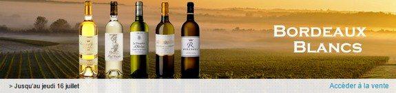 vente privee vins bordeaux blancs