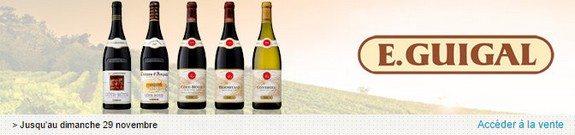 vente privee vins maison e.guigal