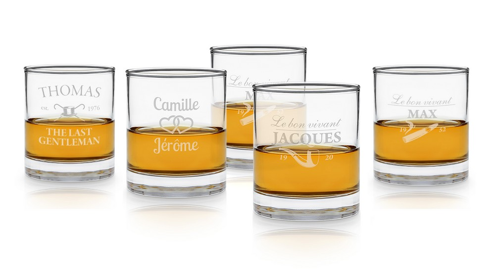 verre a whisky gravure personnalisee idee cadeau